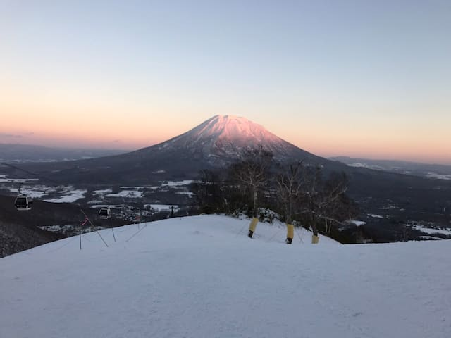 Noyuki Academy Backpackers - Niseko-chō - Bed & Breakfast