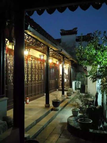 同里三桥客栈(别墅) - Suzhou - Villa