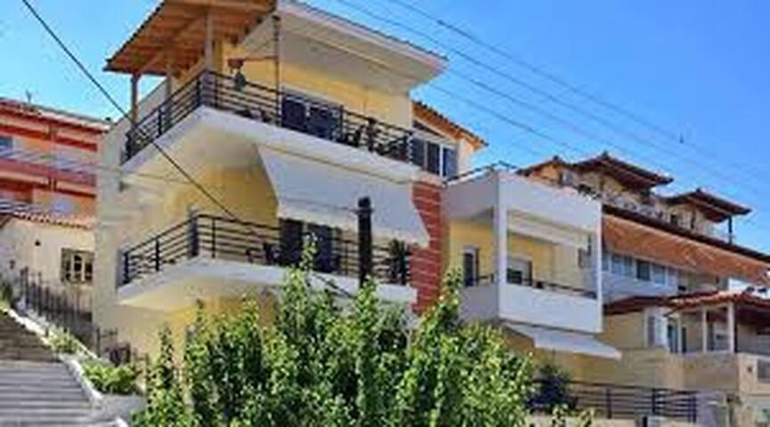 Stratos family apartment