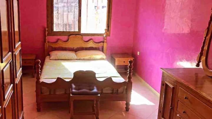 Belle appartement calm meublé et sécurisé