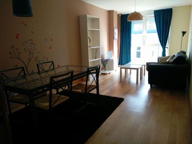 Apartamento nuevo y tranquilo 3 - Sada