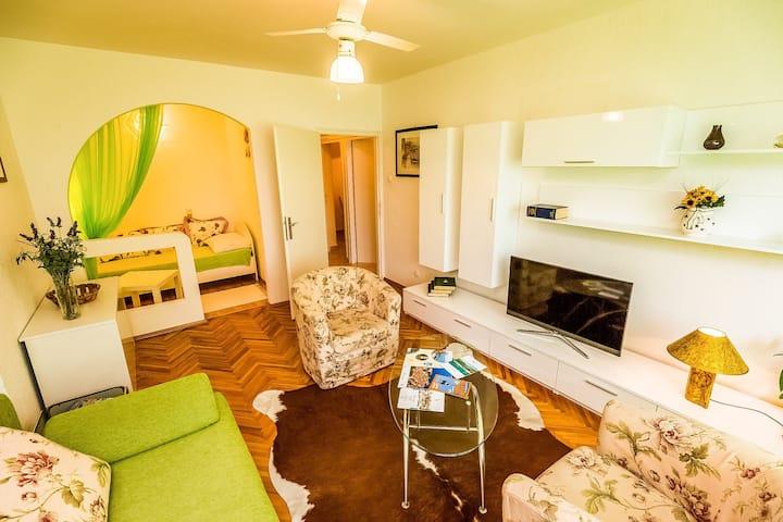 Cozy,cute apartment KonTiki,Lovran,Opatija