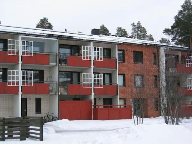 Kerrostalokolmio Mäntylässä - Oulu - Huoneisto