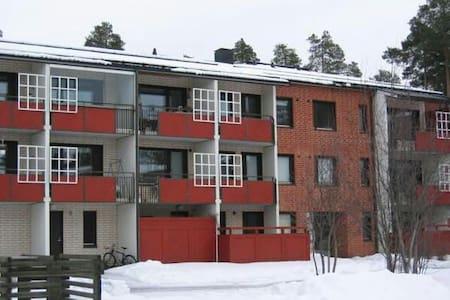 Kerrostalokolmio Mäntylässä - Oulu - Byt
