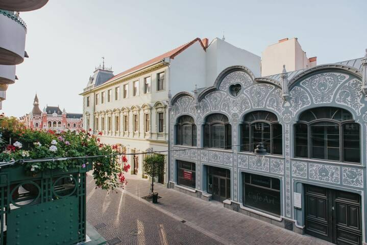 NOO'VO Central Apartament