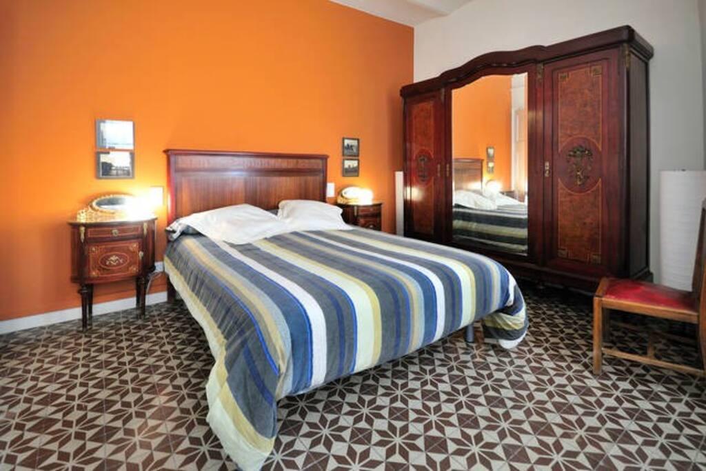 Habitació amb llit doble