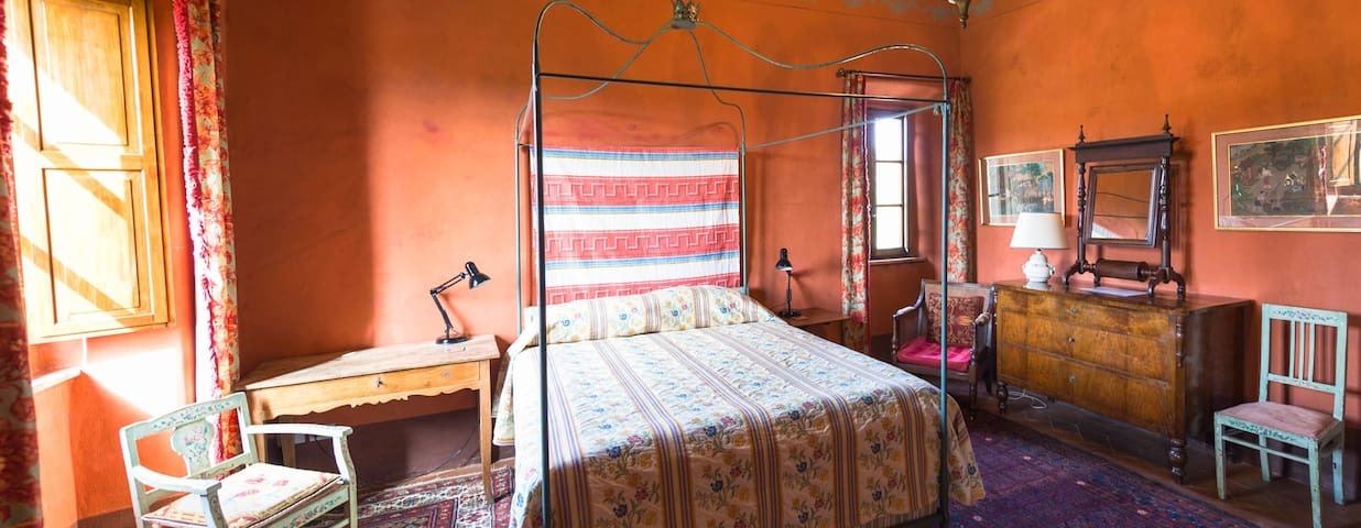 The Rust Room at Potentino - Seggiano