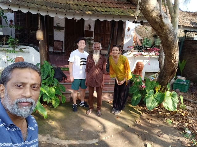 adams wood house a peaceful homestay in fort kochi
