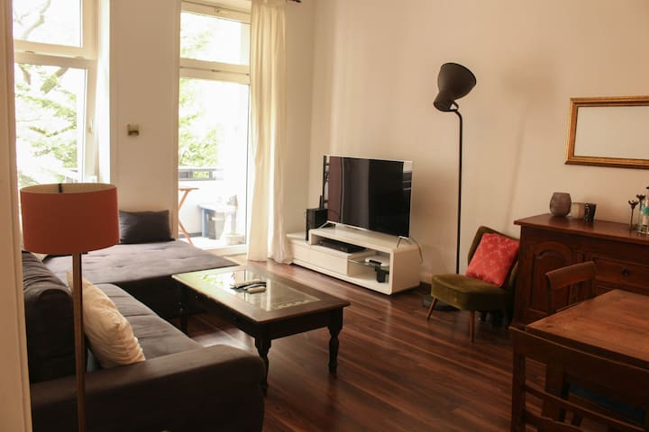 Beautiful Apartment. Central Station/Fair by Foot