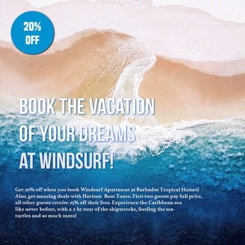 Windsurf's Promo