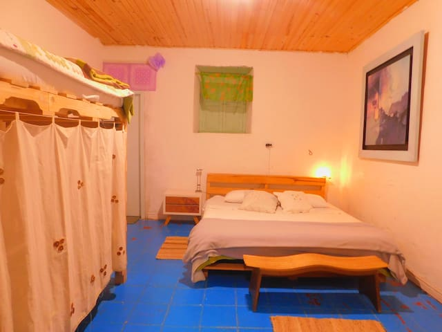 Lima Limón Tabio Eco Hostel (Habitación Familiar)