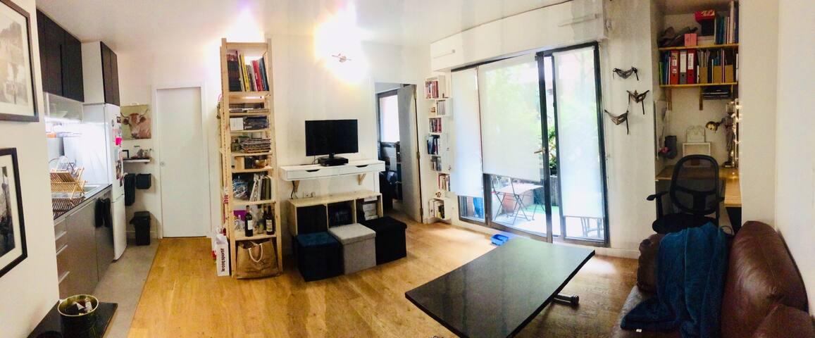 Appartement 2pièces 35m2 PARIS 11 Bastille-Nation