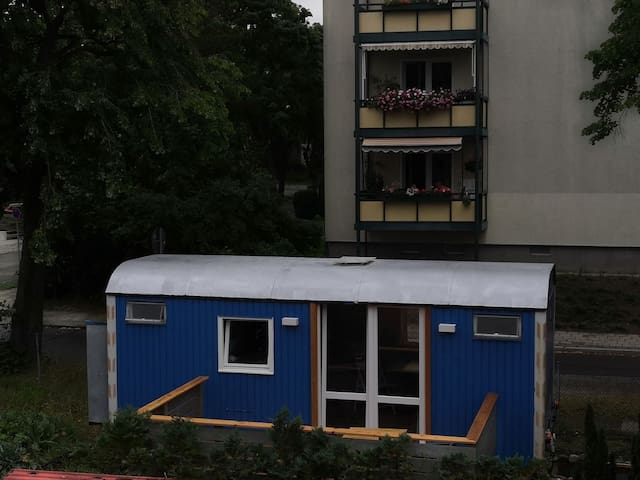 Tiny House Hafenstrasse