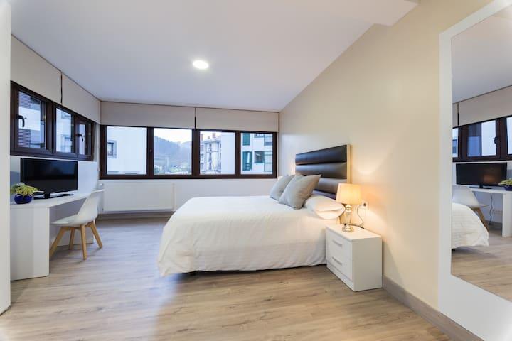 IMPRESIONANTE habitacion Hotel Bed&Breakfast