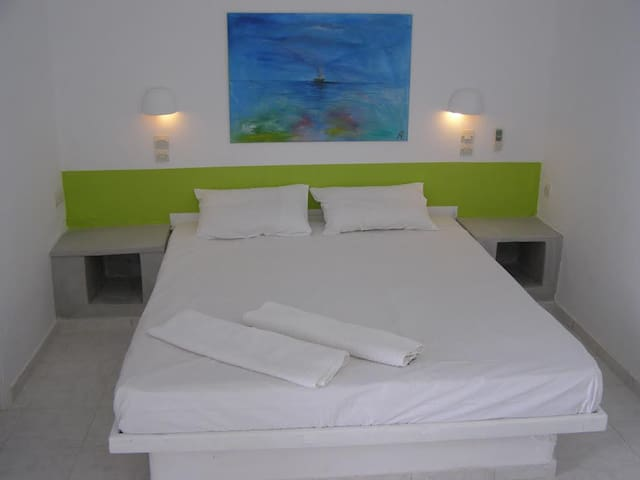 The  Studio located in  Lefkes village of  Paros - Lefkes - House