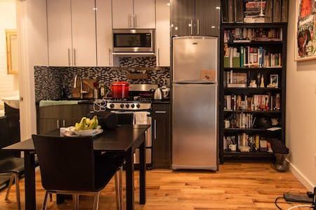 All new space in a BK Brownstone!