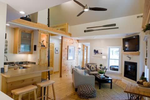 Cool & Clean Retreat Home in Spring Lake Mi