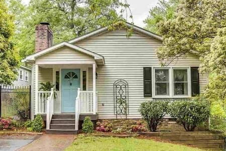 Cozy Overbrook Cottage (Convenient to Downtown) - Greenville - Apartamento