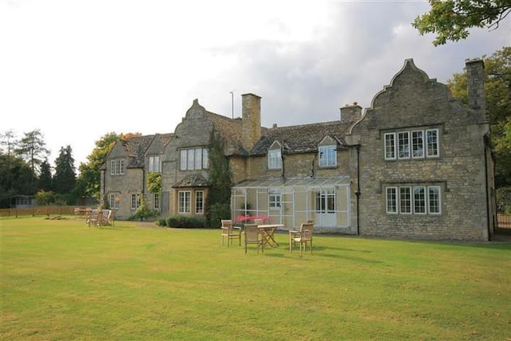 Home Farm, Cokethorpe (16) - Witney - House