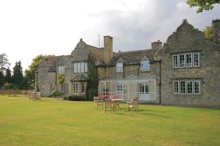 Home Farm, Cokethorpe (16) - Witney - Haus