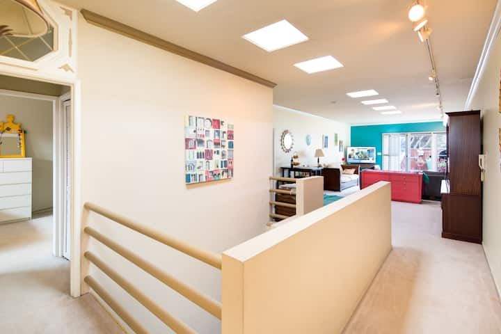 1,000 sq ft Hip Hayes Valley penthouse condo