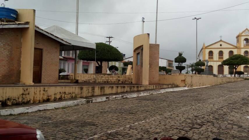 Casa no centro da cidade próximo ao Café Serrano
