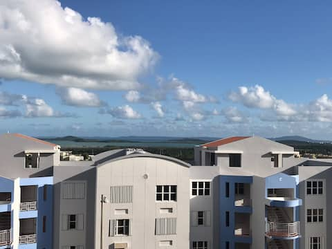 OceanView Walk-Up in Private Gated Community 3B-2B