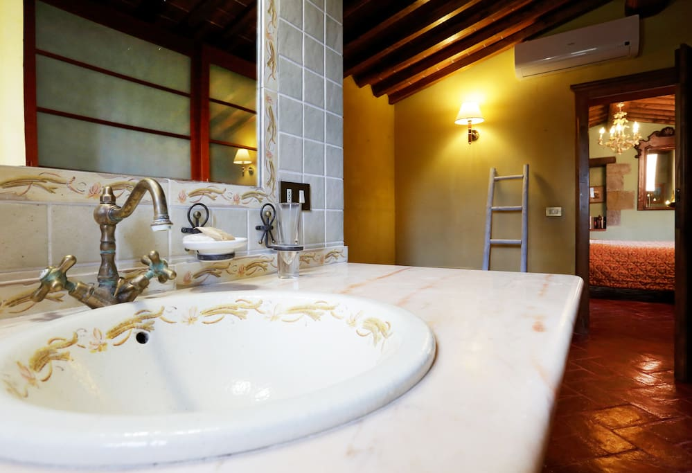 Bagno camera Tramonto