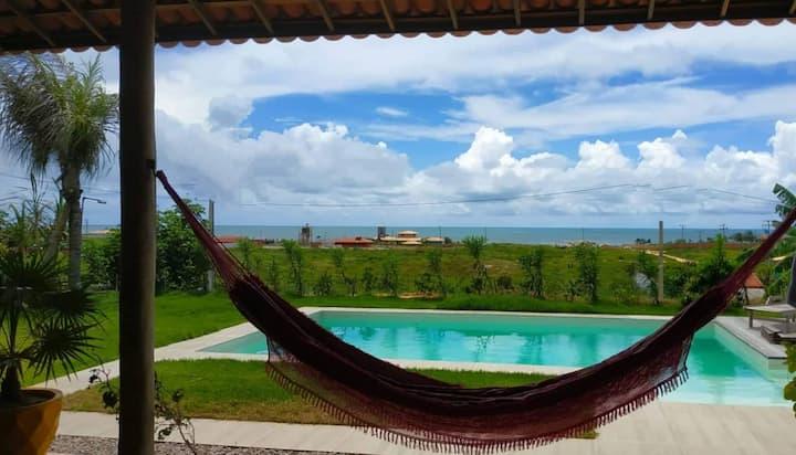 Room B&B with ocean view - Jardim de Kinnara House