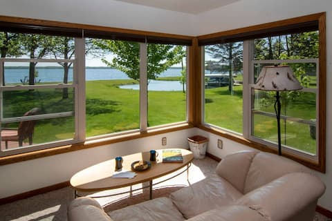 Harbor View Suite at Leech Lake Resort B&B