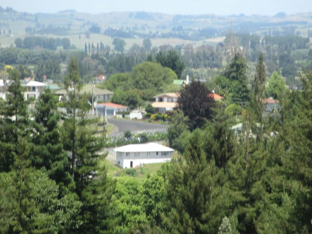 Beautiful rural NZ setting - Otorohanga - Huis