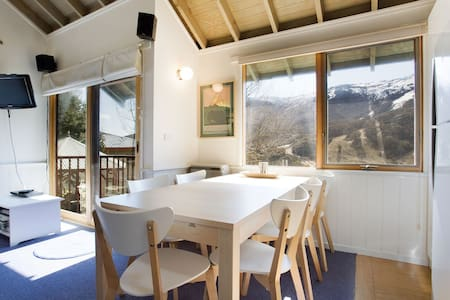 Banjo 7  Mountain Townhouse with loft - Thredbo - Appartement