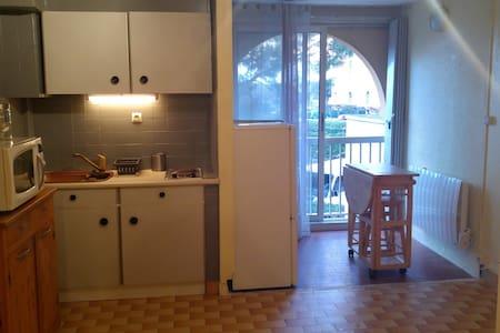 Studio à Carnon - Mauguio - 公寓