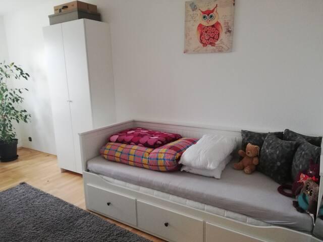 Gemütliches und modernes Zimmer in Fischbeck