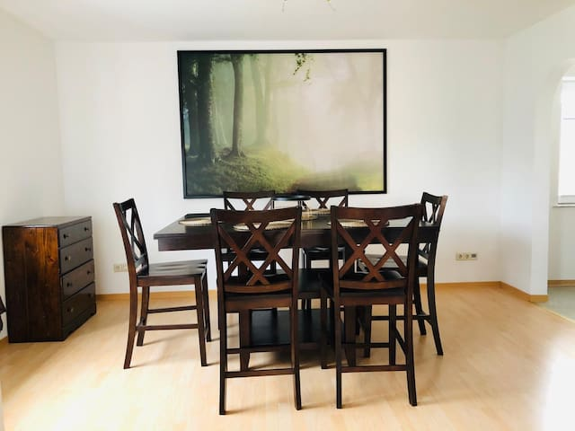 Fully furnished apartment in Mackenbach