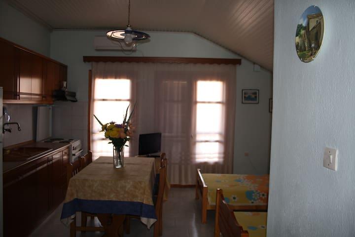 Ευήλιο άνετο,οικογενειακό διαμέρισμα - Chalkidiki - Apartment