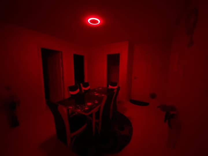 L'appartement lumineux