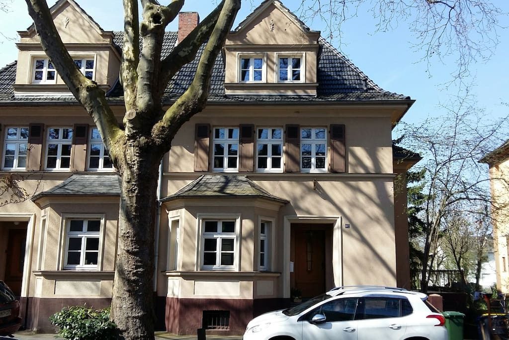 zimmer in haus wg mit garten houses for rent in bonn nordrhein westfalen germany. Black Bedroom Furniture Sets. Home Design Ideas