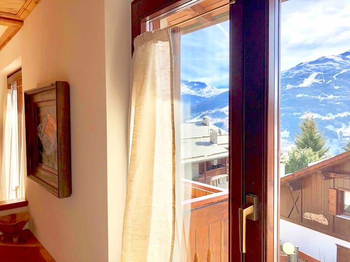 Appartamento di montagna con Vista - View chalet