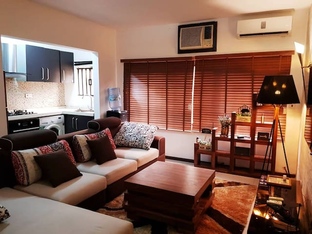 Luxurious self-owned serviced apartment