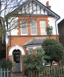 Artists Villa 2 Double Occupancy - Kingston upon Thames - Bed & Breakfast