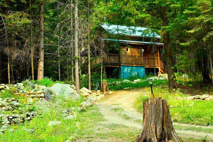 Logden Lodge - Elise Cabin