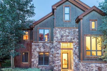 Terraces - Contemporary 2BR Condo #1102 - Mountain Village - Apartament