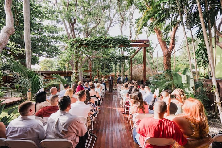 Events + Dinners + Photos @ The Grove Sanctuary