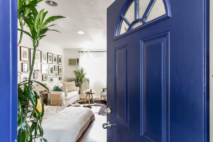 LITTLE BLUE DOOR - Los Angeles
