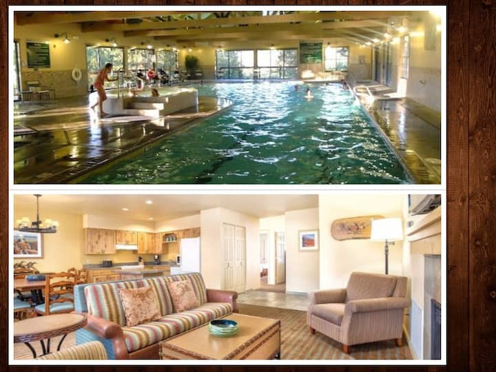 Running Y Golf Resort~2 Bed/2 Bath Condo~Pool