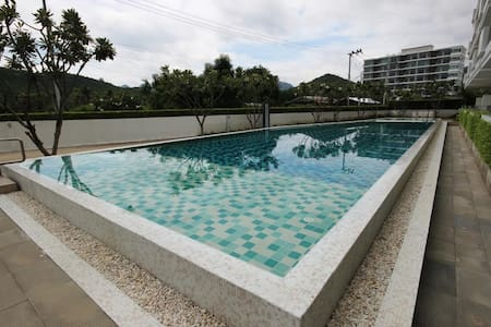 1 SZ Apartment Sea Condo Sam Roi Yot Dolphin Bay - Sam Roi Yot