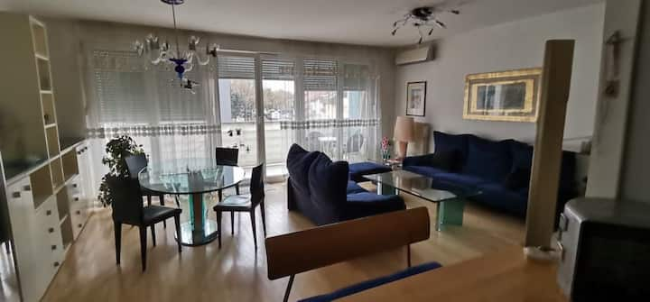 Exclusive Apartment With Large Balcony