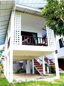 Beachfront modern studio, comfortable and clean! - ko pha-ngan