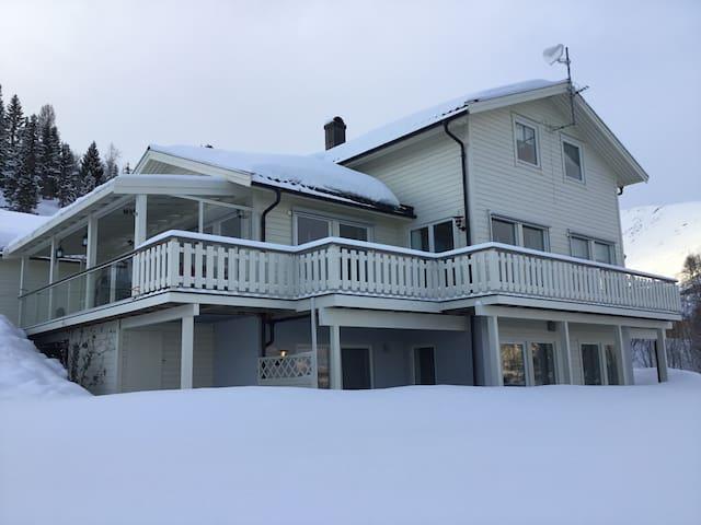 Lyngseidet panorama apartment